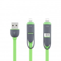 cavetto USB 2 in 1