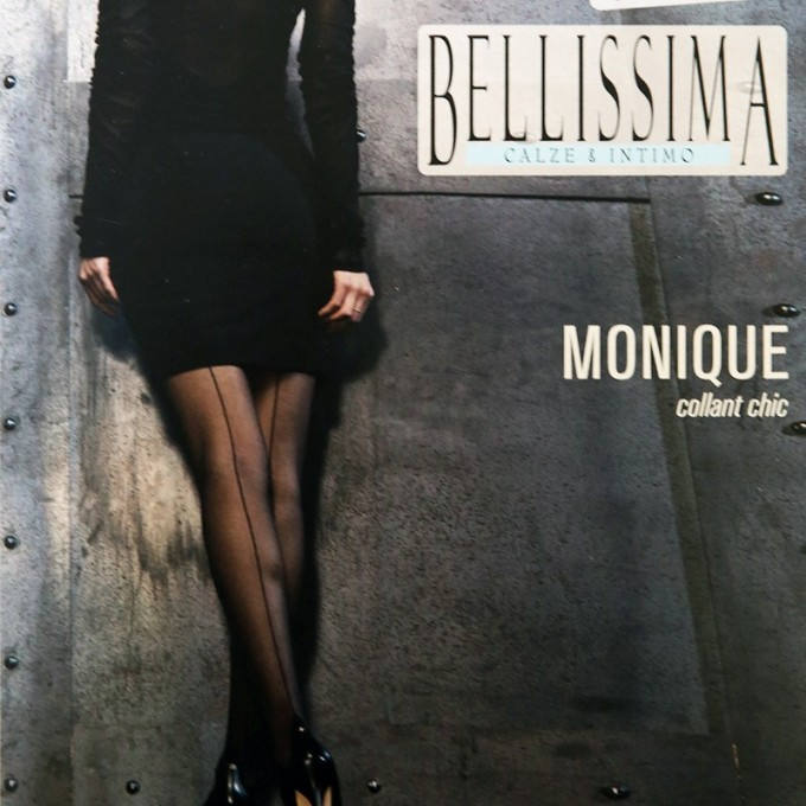 BELLISSIMA collant moda elasticizzato art. MONIQUE