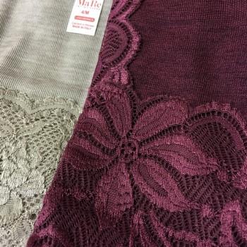 Maglia lana e microfibra donna EGI manica corta art. 418