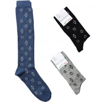 MASK-CALZINO set 3 paia calze cotone caldo lunghe unisex OROLOGI