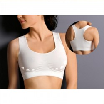 Top fitness in microfibra INTIMIDEA Comfort BRA Sport 110590