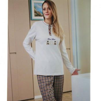 DIBEN pigiama donna interlock art. CONNIE