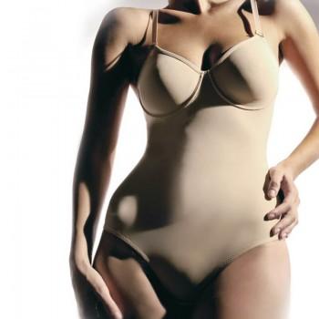 Body leggero con ferretto Dermo Dry GIOS liscio 507
