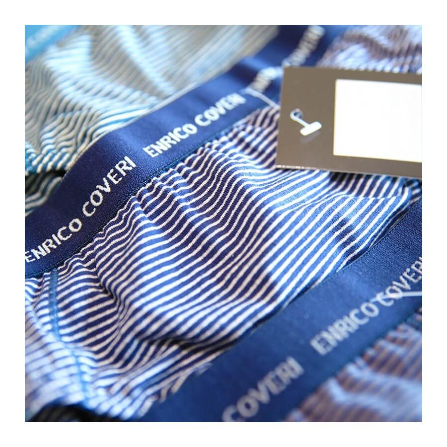 ENRICO COVERI conf.3 slip uomo cotone elasticizzato art. ES1561