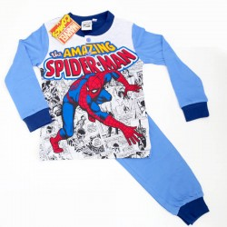 PLANETEX pigiama bimbo cotone SPIDERMAN art.16095