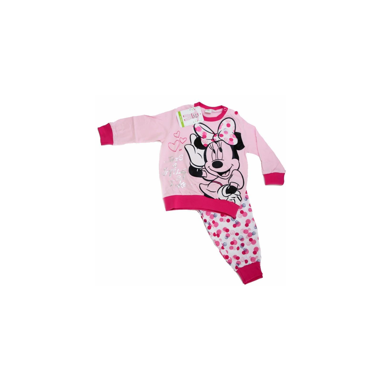 come trovare acquisto genuino Garanzia di qualità al 100% DISNEY pigiama cotone bimba MINNIE art. 100646 - Lady C
