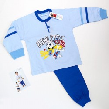 GARY pigiama bimbo cotone lungo art.190032