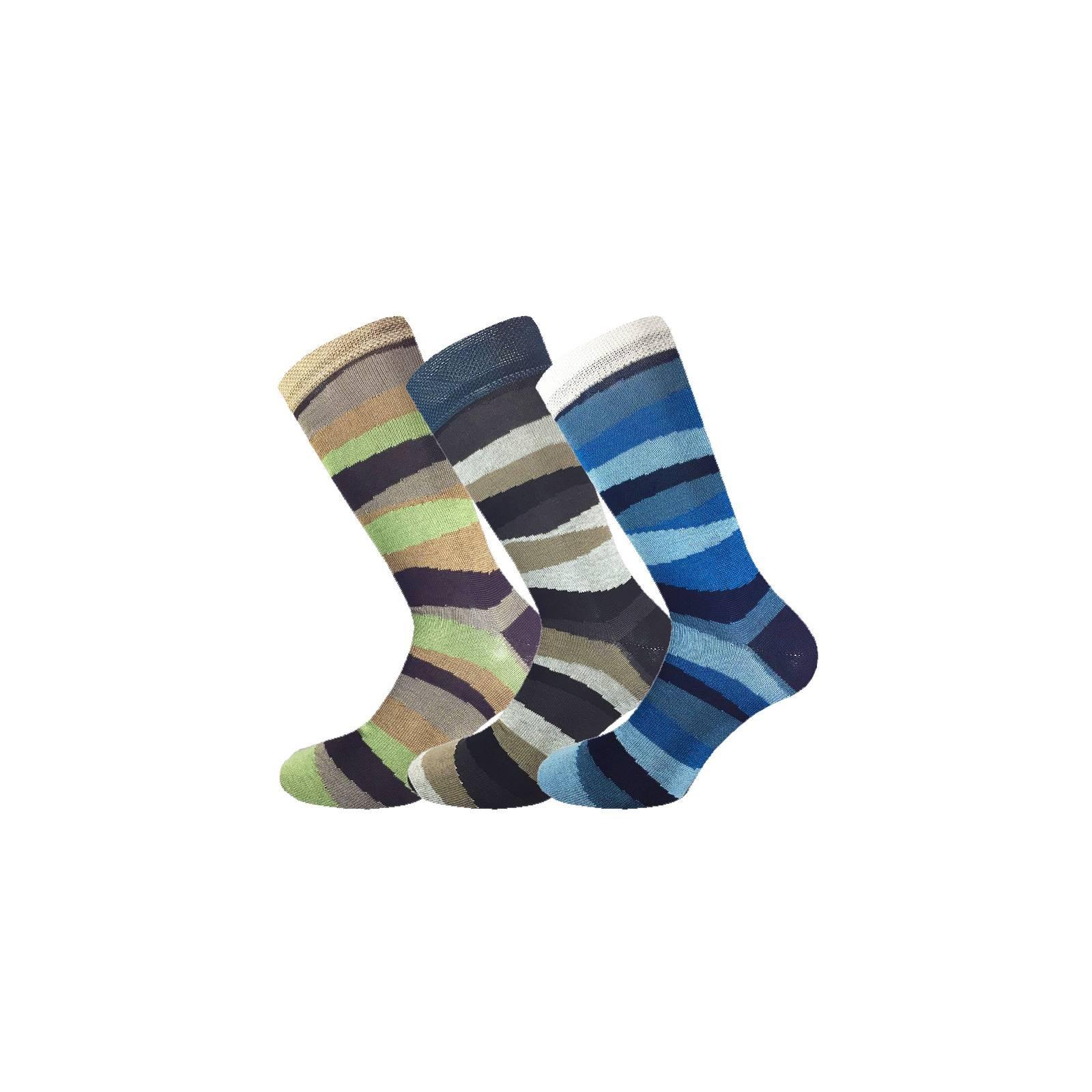 KAPPA set 6 paia calza corta cotone elasticizzato uomo art K546