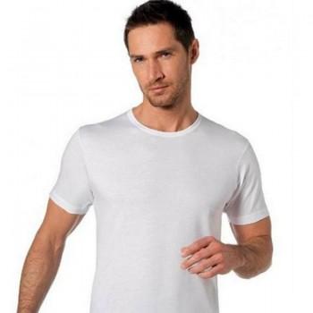 3 T-shirt NOTTINGHAM in puro cotone uomo girocollo art. T41D
