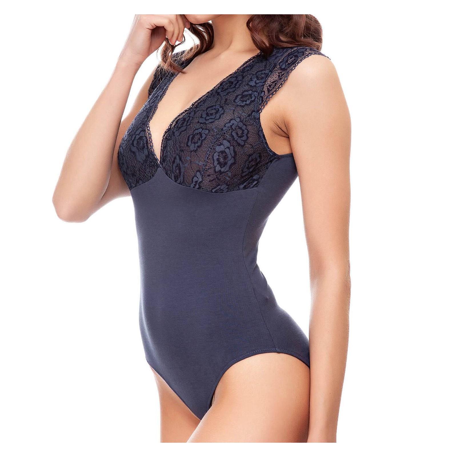 JADEA Body cotone elasticizzato art 4154