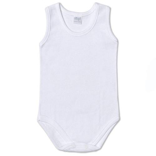 3 Body in cotone leggero neonato ELLEPI spalla larga art. AF840