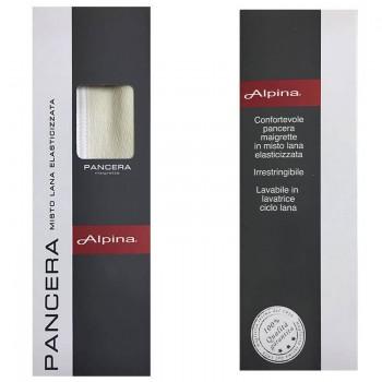 Pancera a fascia in lana ALPINA unisex elasticizzata art. 3000