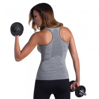 Canotta fitness in microfibra INTIMIDEA donna Active-Fit art. 212118