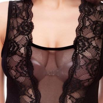 Body in cotone elasticizzato donna MAGIC DREAM art. 7403