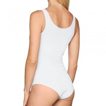 Body in cotone elasticizzato COTONELLA spalla larga donna art. 3513