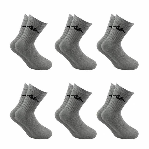 KAPPA calza corta cotone spugna uomo art. K002 (6paia)
