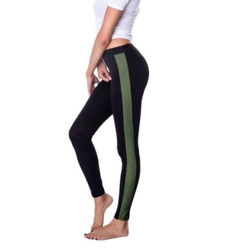 Leggings in cotone elasticizzato JADEA con profilo art. 4566
