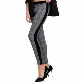 Leggings in lycra e viscosa elasticizzato JADEA art. 4086