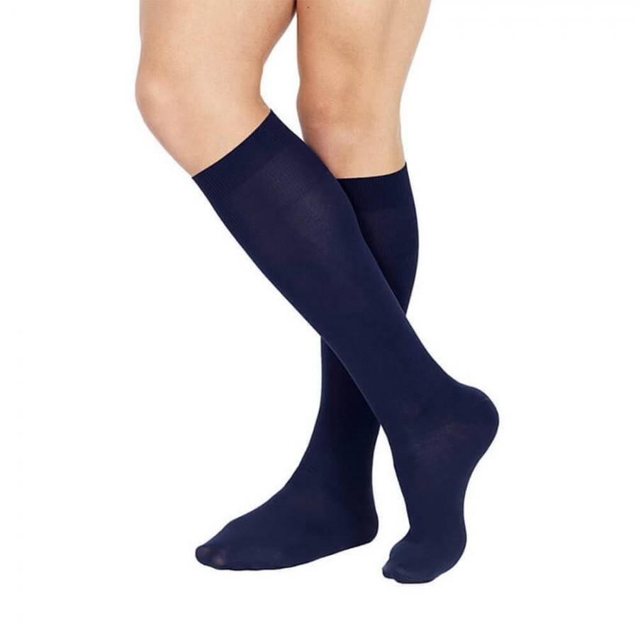 3 Paia calze in microfibra POMPEA lunghe uomo