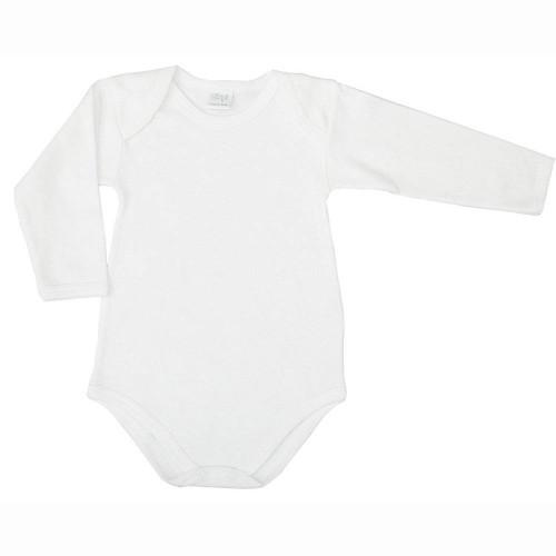 Body in cotone caldo neonato ELLEPI manica lunga art. AF890