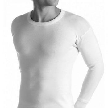 Maglia manica lunga uomo in misto lana ALPINA art. 1500ML