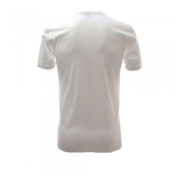 T-shirt in filo di scozia GICIPI girocollo basso art. 261