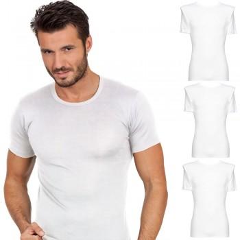 5420 T-shirt girocollo in filo di scozia EGI