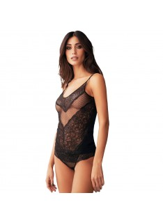 Completino in tulle top e slip INTIMAMI