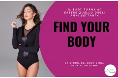 FIND YOUR BODY